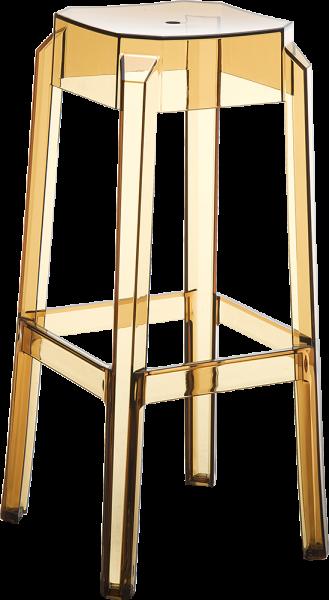 Kunststoffstuhl Barhocker Bludenz 1